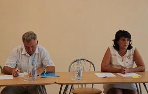 На встрече с общественными советниками обсудили предстоящие мероприятия