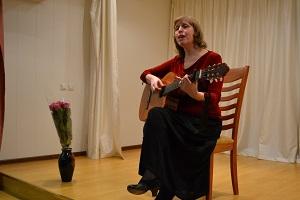 Общественные советники посетили вечер бардовской песни