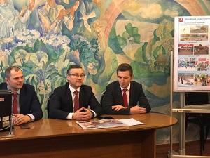 Перспективы развития территории поселения Вороновское в 2020 году обсудили на круглом столе