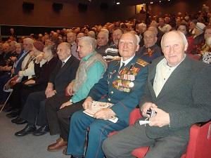 Отчетно-выборное собрание проведет Совет ветеранов Вороновского