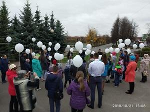 Вороновцы почтили память жертв Керченской трагедии