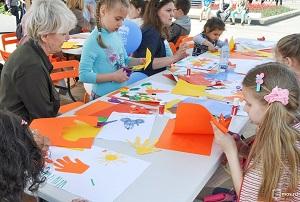 Молодые парламентарии организуют мероприятие ко Дню детей