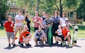 Молодые парламентарии Вороновского посетили детский центр в Домодедово
