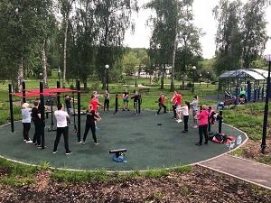 Бесплатные тренировки продолжатся в Вороновском