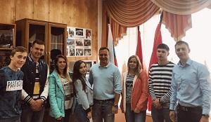 Молодые парламентарии поселения проведут собрание