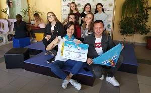 Активисты молодёжной палаты провели встречу с учащимися школы 2073