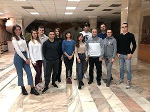 Молодые парламентарии Вороновского провели заседание