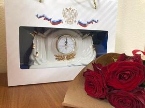 Сегодня празднует 95-летний юбилей ветеран труда и труженик тыла Борисов Павел Петрович