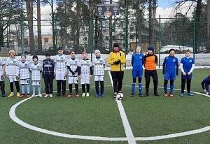Юные футболисты поселения приняли участие в окружном Чемпионате по мини-футболу