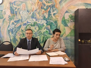 Евгений Иванов провёл совещание по вопросу проведения тематических мероприятий в Вороновском