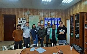 Молодые парламентарии Вороновского провели организационное собрание
