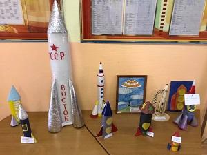 День космонавтики отметили в школе №2073