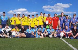 Спортсмены из Вороновского стали вторыми на турнире