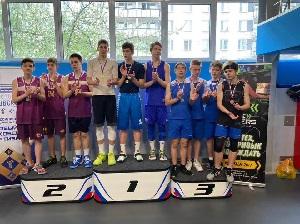 Баскетболисты школы №2073 завоевали призовые места в спортивном турнире