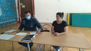Круглый стол общественных советников состоялся в ДК «Дружба»