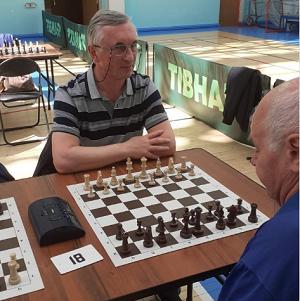 Шахматисты поселения приняли участие в отборочных соревнованиях по шахматам