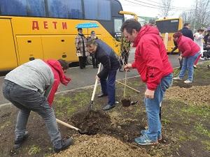 В Вороновском прошла экологическая акция