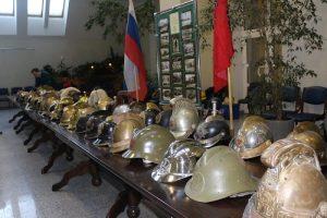 Пожарной охране г. Москвы исполняется 217 лет!