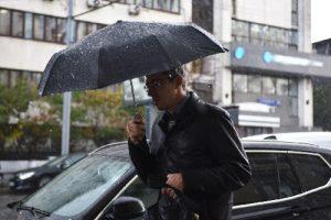 Представители МЧС России по Москве сообщили о неблагоприятных погодных условиях до конца дня