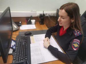 Сотрудники Госавтоинспекции Новой Москвы провели окружные родительские собрания по ПДД