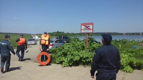 Профилактические мероприятия на водных объектах ТиНАО