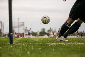 Футболисты Вороновского провели необычную тренировку