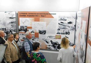 Представители Совета ветеранов поселения посетили город воинской славы