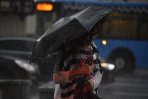 Синоптики предупредили жителей Москвы о грозе, дожде и сильном ветре
