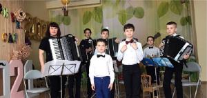 Воспитанники Вороновской ДШИ стали лауреатами окружного фестиваля