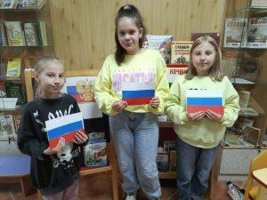 Сотрудники Дома культуры «Дружба» провели для детей познавательную игру