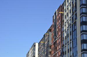 Более 1,15 миллиона квадратных метров жилья ввели в эксплуатацию в Новой Москве