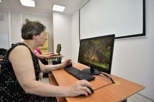 Сотрудники Центра социального обслуживания «Щербинский» проведут мастер-классы