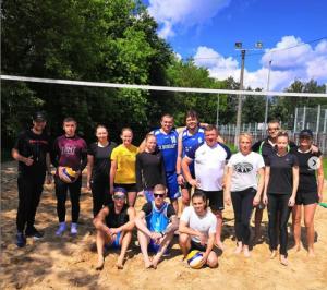 Спортивные выходные прошли в Вороновском