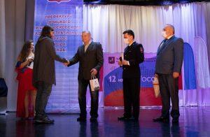 В Новой Москве состоялось торжественное вручение паспортов гражданина Российской Федерации