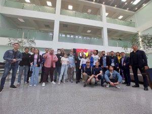 Молодые специалисты Департамента ГОЧСиПБ приняли участие в коммуникативной встрече