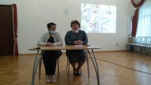 Круглый стол с общественными советниками прошёл в ДК «Дружба»