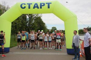 Чемпионат России по бегу прошёл в Вороновском
