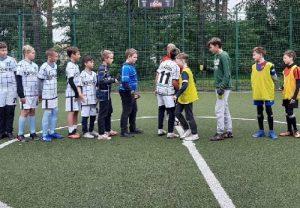 Юные футболисты из Вороновского одержали победы в седьмом туре Премьер-лиги Новой Москвы