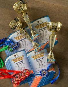 Коллектив восточного танца «Данаб» поздравили с успешным участием в Чемпионате России