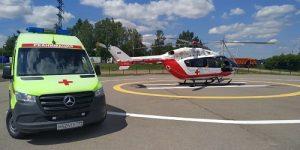 Сотрудники Московского авиацентра в мае спасли 76 человек