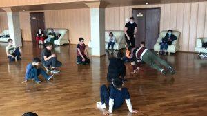 Мастер-класс по уличным танцам пройдёт в Доме культуры «Дружба»