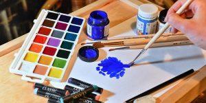 Мастер-класс по рисованию проведут в ДК «Дружба»