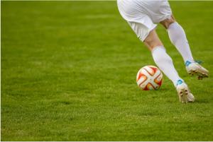 Футбольную тренировку провели в Спортивном комплексе «Вороново»