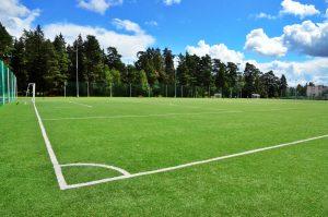 Тренировку по футболу провели в Спортивном комплексе «Вороново»