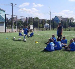 Спортсмены СК «Вороново» одержали победу в футбольном матче