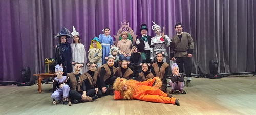 Вороновцев приглашают на занятия в театральный кружок