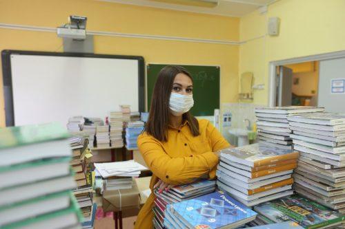 Планами по развитию учреждения поделились представители школы №2073