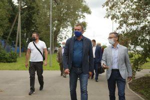 Дмитрий Саблин: Защитили право на безопасность жителей Вороновского