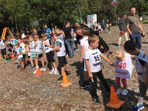 Легкоатлетический кросс прошёл в Вороновском
