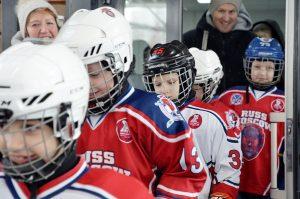 Набор в секцию хоккея и флорбола стартовал в Спортивном комплексе «Вороново»